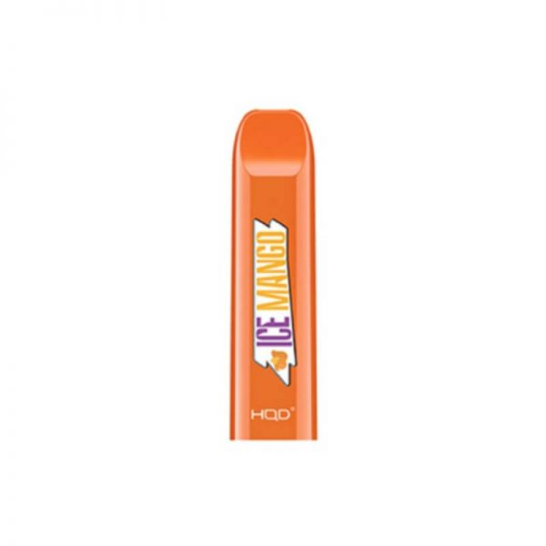 HQD Cuvie V2 Disposable Device (Pack of 3) - MANGO ICE