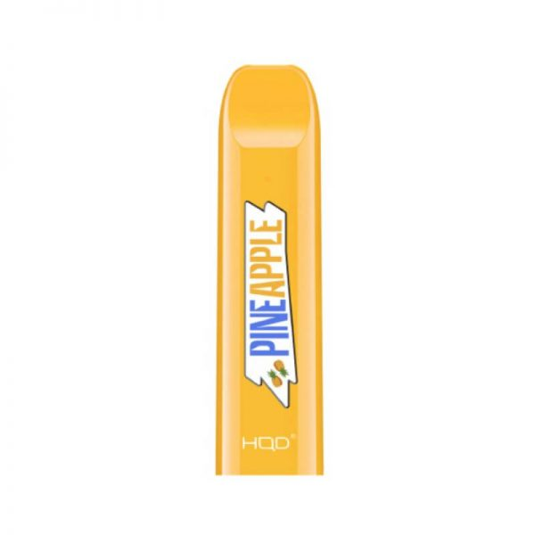 HQD Cuvie V2 Disposable Device (Pack of 3) - PINEAPPLE