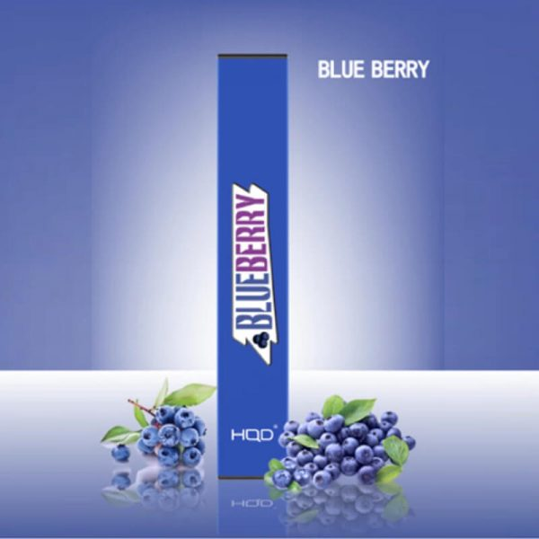 HQD Stark Disposable Device - BLUEBERRY