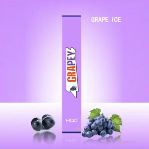 HQD Stark Disposable Device - GRAPEY