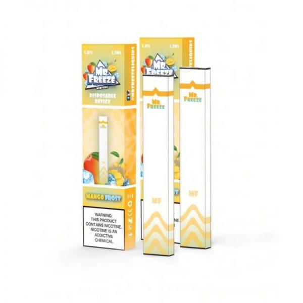 Mr.Freeze Disposable Device - MANGO FROST