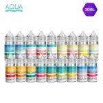 Aqua Salt Collection 30ml - RAINBOW DROPS 35MG