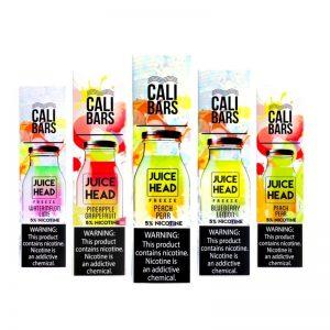 Juice Head Cali Bars Disposable Device